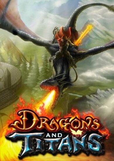 Dragons and Titans Arcfury Premium Bundle In-Game Key GLOBAL