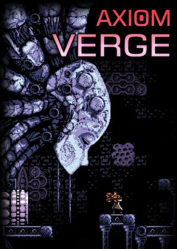 Axiom Verge Steam Key GLOBAL