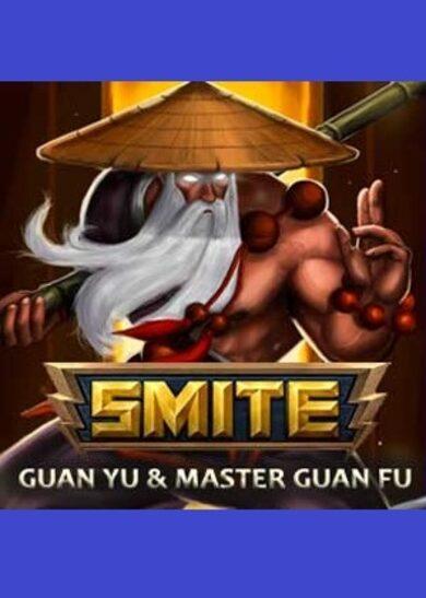 SMITE - Guan Yu & Master Guan Fu Skin Key GLOBAL