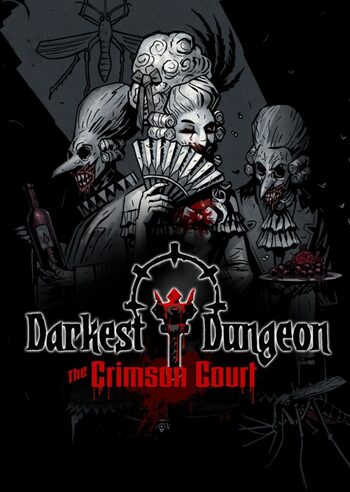Darkest Dungeon: The Crimson Court (DLC) Steam Key GLOBAL