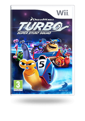 Turbo: Super Stunt Squad Wii