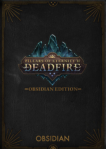 Pillars of Eternity II: Deadfire Obsidian Edition Steam Key GLOBAL