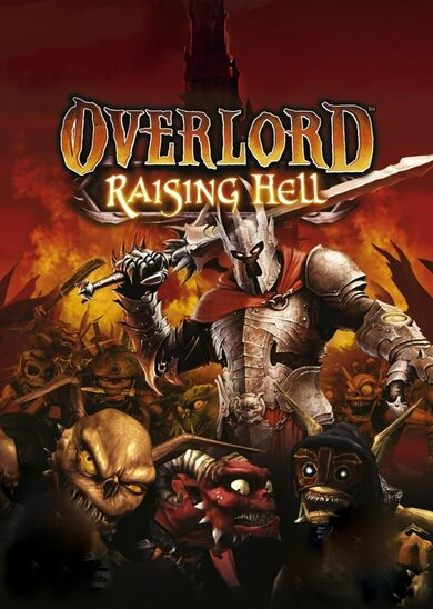 Overlord + Raising Hell (DLC) Steam Key GLOBAL