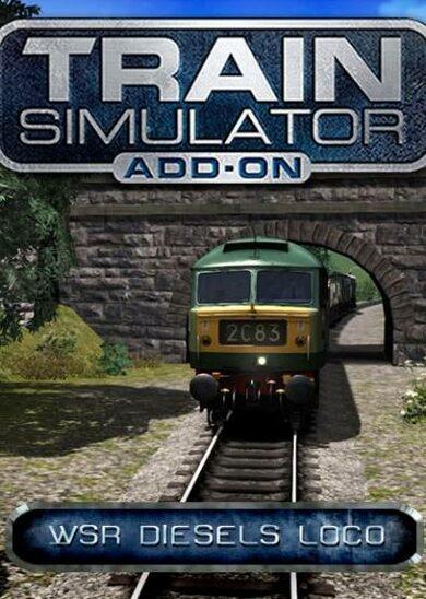 Train Simulator - WSR Diesels Loco Add-On (DLC) Steam Key EUROPE