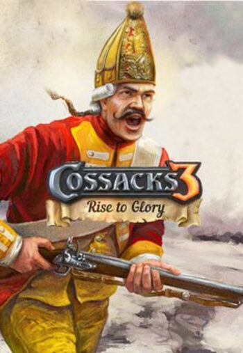 Cossacks 3: Rise to Glory (DLC) Steam Key GLOBAL