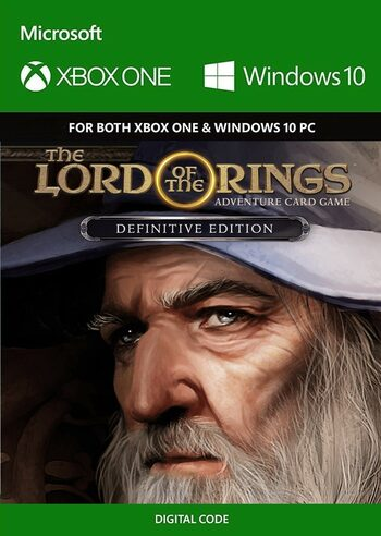 The Lord of the Rings: Adventure Card Game – Definitive Edition PC/XBOX LIVE Key UNITED STATES