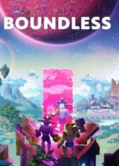 Boundless Steam Key GLOBAL