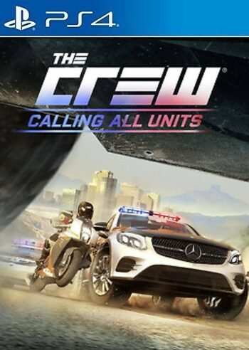 The Crew: Calling All Units (DLC) (PS4) (PSN) Key EUROPE