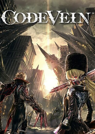 Code Vein Steam Clave GLOBAL