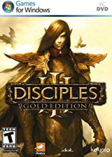 Disciples III: Gold Edition Steam Key GLOBAL