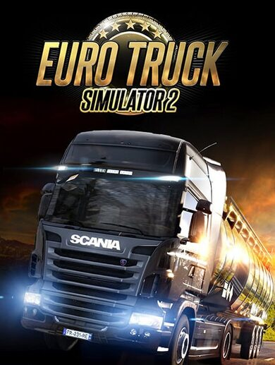 Euro Truck Simulator 2 GOTY Edition + Scania Truck Driving Simulator Steam Key GLOBAL
