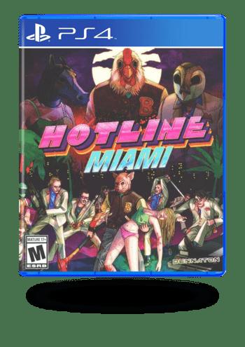 Hotline Miami PlayStation 4