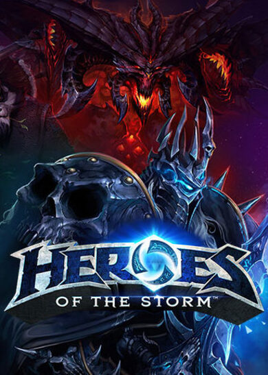 Heroes of the Storm - Jaina (DLC) Battle.net Key GLOBAL