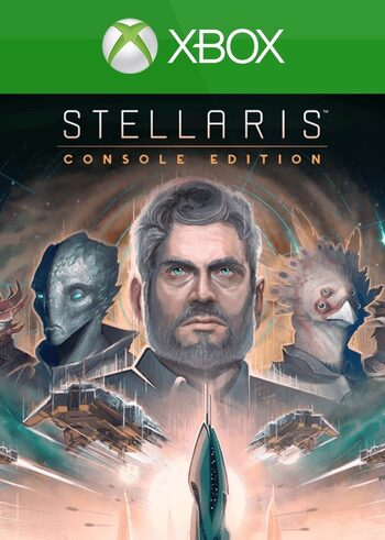 Stellaris: Console Edition XBOX LIVE Key UNITED STATES