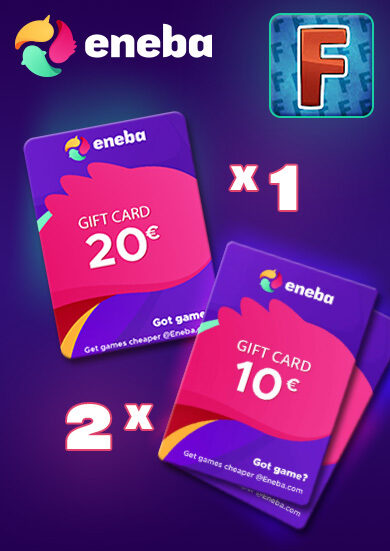 Fredyho videa's giveaway hosted by ENEBA!