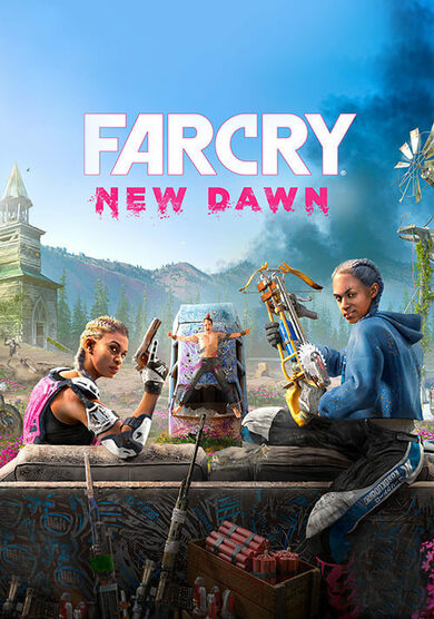 Far Cry New Dawn Uplay Key EUROPE