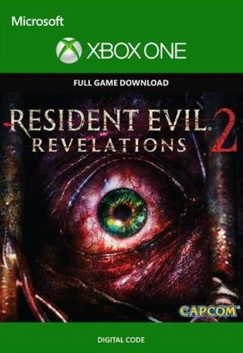 Resident Evil: Revelations 2 (Deluxe Edition) XBOX LIVE Key UNITED STATES