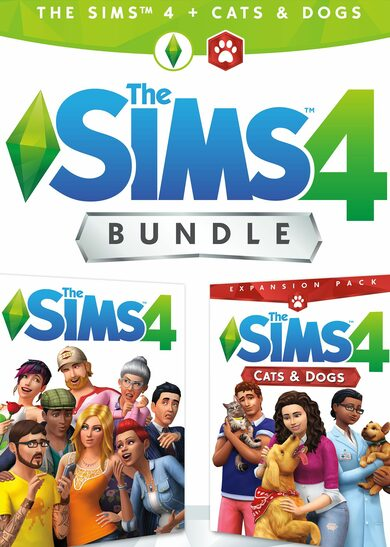The Sims 4 + Cats & Dogs - Bundle Origin Key GLOBAL фото