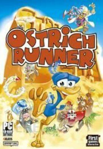 Ostrich Runner Steam Key GLOBAL