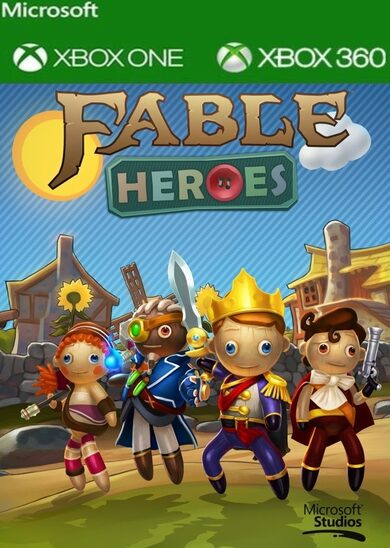 Fable Heroes (Xbox 360/Xbox One) Xbox Live Key GLOBAL