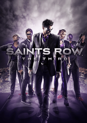 Saints Row: The Third Steam Key EUROPE