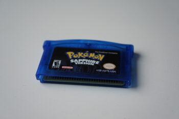 Pokémon Sapphire Version Game Boy Advance