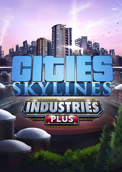 Cities: Skylines - Industries Plus (DLC) Steam Key GLOBAL