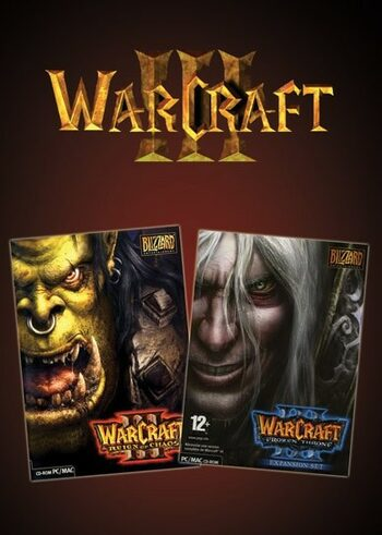 Warcraft 3 (Gold Edition) Battle.net Key GLOBAL