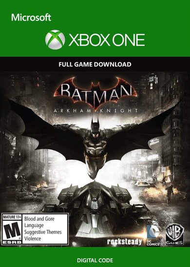 Batman: Arkham Knight (Xbox One) Xbox Live Key GLOBAL