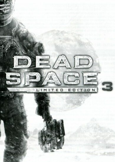 Dead Space 3 (Limited Edition) Origin Key GLOBAL