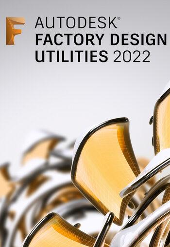Autodesk Factory Design Utilities 2022 (Windows) 1 Device 1 Year Key GLOBAL