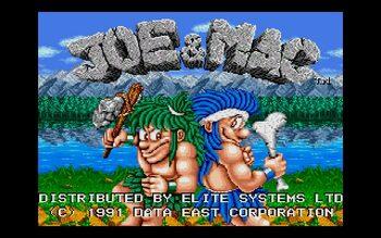 Redeem Joe & Mac Game Boy