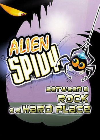 Alien Spidy: Between a Rock and a Hard Place (DLC) Steam Key GLOBAL