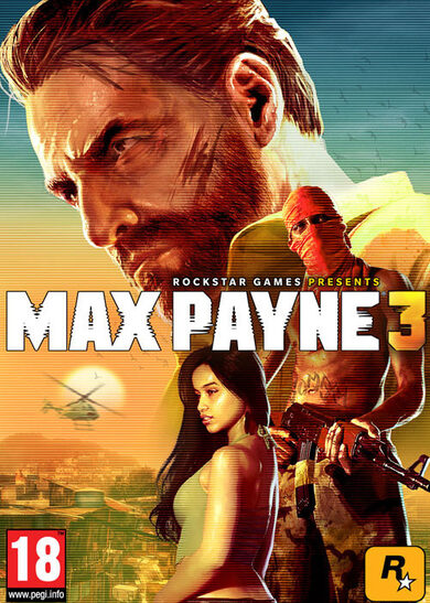 Max Payne 3 & Max Payne 3: Rockstar Pass Bundle Steam Key GLOBAL