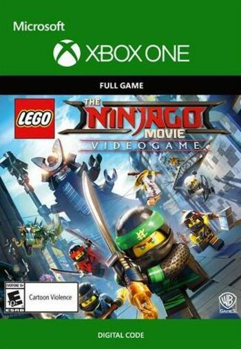 The LEGO NINJAGO Movie Video Game (Xbox One) Xbox Live Key UNITED STATES
