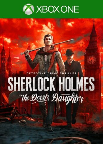 Sherlock Holmes: The Devil's Daughter (Xbox One) Xbox Live Key UNITED STATES