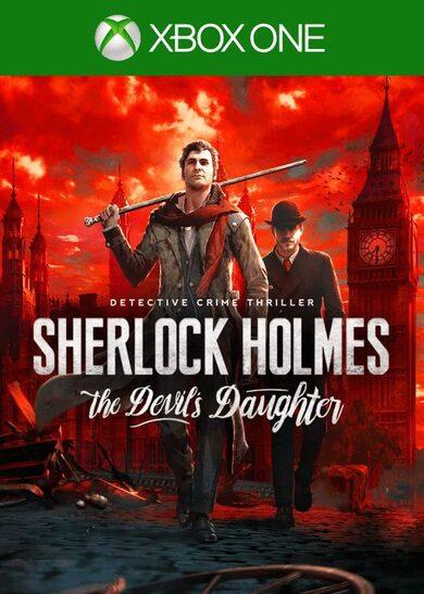 Sherlock Holmes: The Devil's Daughter (Xbox One) Xbox Live Key UNITED STATES