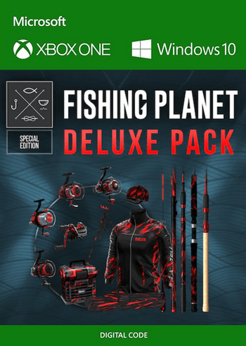 Fishing Planet: Deluxe Pack (DLC) PC/XBOX LIVE Key GLOBAL