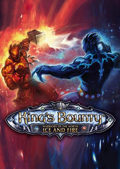 King's Bounty: Warriors of the North - Ice and Fire (DLC) Steam Key GLOBAL