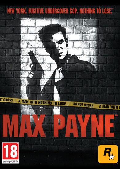 Max Payne Complete Steam Key GLOBAL