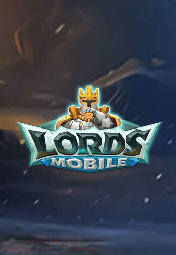 Lords Mobile - Let's Celebrate (Worth 2000 diamonds) Key GLOBAL