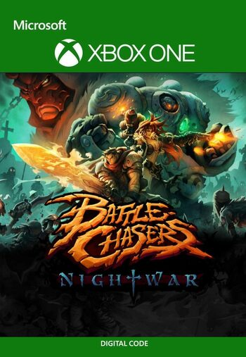 Battle Chasers: Nightwar XBOX LIVE Key UNITED STATES