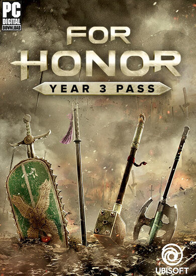 For Honor - Year 3 Pass (DLC) Uplay Key EUROPE фото