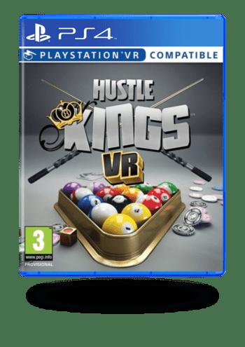 Hustle Kings VR PlayStation 4