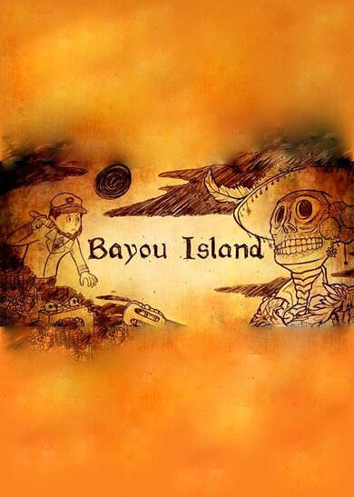 Bayou Island - Point and Click Adventure Steam Key GLOBAL