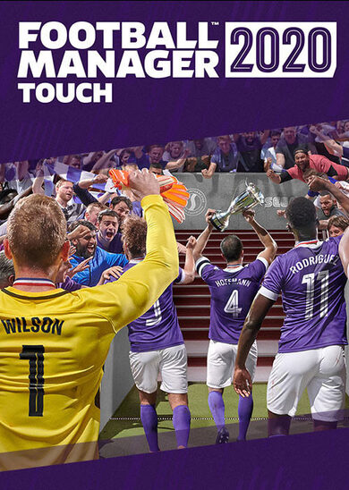 Football Manager 2020 Touch Steam Key EUROPE