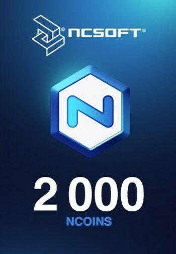 NCSoft NCoin 2000 Ncoin Key GLOBAL