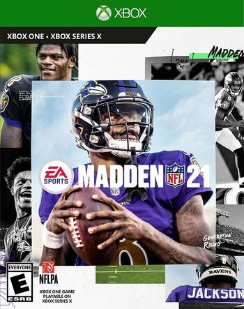 Madden NFL 21 (Xbox One)  Xbox Live Key EUROPE