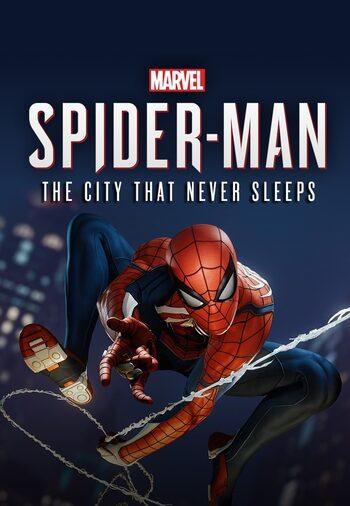 Marvel's Spider-Man: The City that Never Sleep (DLC) (PS4) PSN Key UNITED STATES