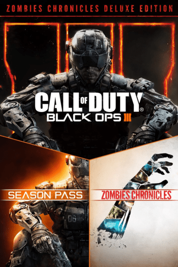Call of Duty: Black Ops 3 - Zombies Deluxe Steam Key GLOBAL
